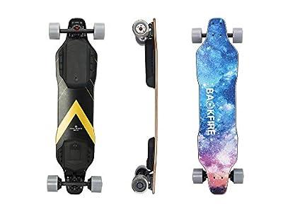 BACKFIRE G2T Electric Longboard & Hub Motor Electric Skateboard