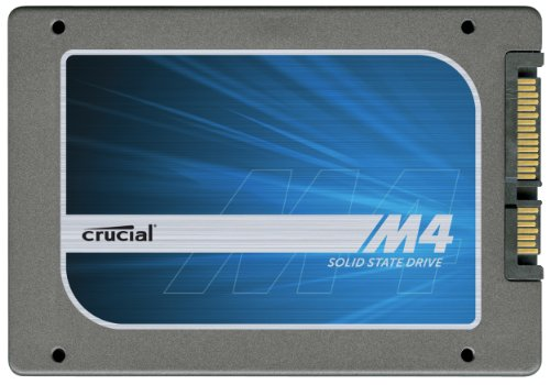 "Crucial SSD M4 CT064M4SSD2 Disque flash interne 2,5"" Controleur Marvell SATA III Epaisseur 9,5mm 64 Go SSD seul"
