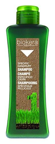 Salerm Cosmetics Biokera Natura Champú Específico Caspa - 300 ml