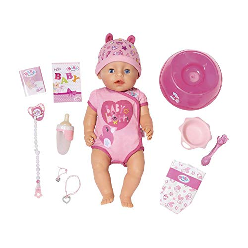 Zapf Creation 825952 - Baby born Interactive