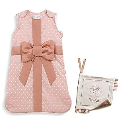 NioviLu Design Saco de dormir para bebé - Mon Bébé Cadeau