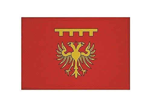 UB Aufnäher Merzenich Flagge/Fahne Aufbügler Patch 9 cm x 6 cm Neuware!!!