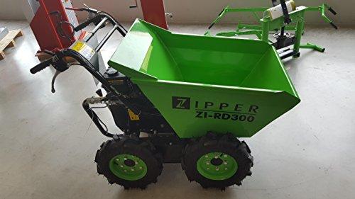 Zipper Rad Dumper ZI-RD300 Minidumper4 Raddumper Allrad Dumper - 7