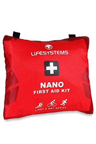 Lifesystems Light & Dry Nano First Aid Kit / manufactured to European quality