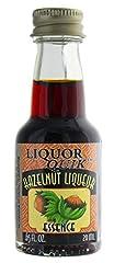 "Liquor quik hazelnut essence Item Package Length: 6.899999992962"" Item Package Width: 2.099999997858"" Item Package Height: 1.99999999796"""