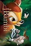 Bambi – Film Poster Plakat Drucken Bild - 43.2 x 60.7cm
