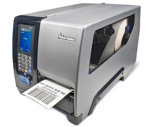 Find Bargain Intermec PM43 Printer, Touch Interface, Serial, USB, ETHERNET, Fixed Hanger, Thermal Tr...