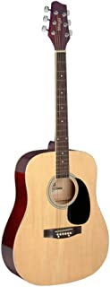 Stagg 6 String Acoustic Guitar, Right (SA20D 3/4 N)