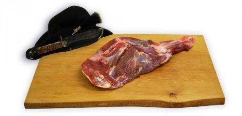 Wildschweinschulter Gewicht 2,05kg