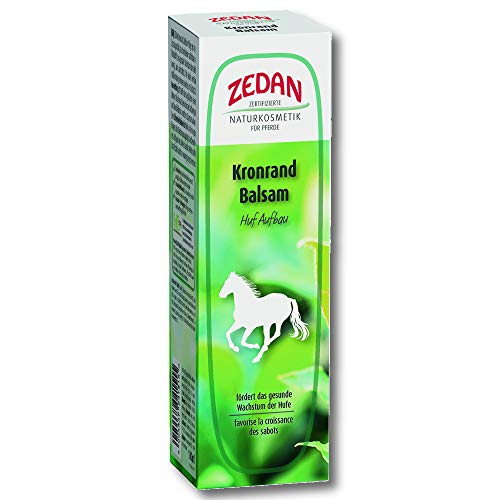 ZEDAN Kronrand Balsam 100 ml Kronrandpflege Hufwachstumsförderer Hufpflege