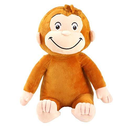 AYDQC Curioso Come George Scimmia Scimmia Carino Peluche Bambola Meng Po fengong ( Color : 4 , Size : 30cm )