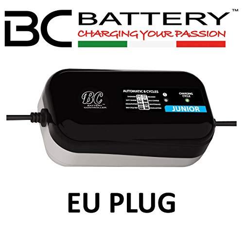 BC JUNIOR 1500 - Batterieladegerät/Erhaltungsgerät für Auto- und Motorradbatterien 1,5 AMP