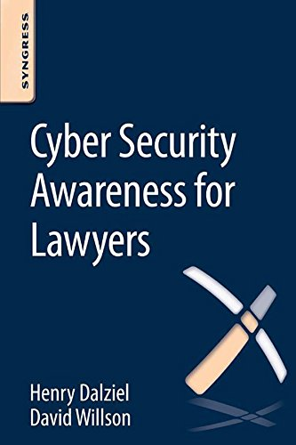 Cyber Security Awareness for Lawyers