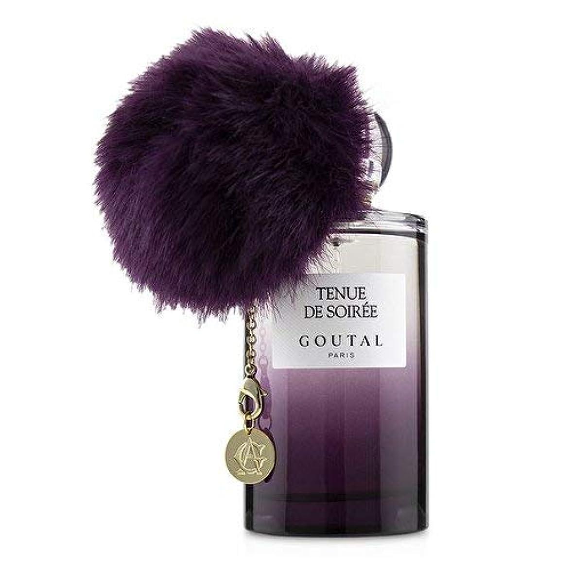 申請者小包ストレージGoutal (Annick Goutal) Tenue De Soiree Eau De Parfum Spray 100ml/3.4oz並行輸入品