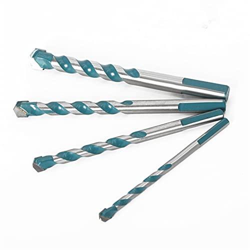 Lixiaonmkop 2020 Neue elektrische Werkzeuge Diamant Bohrer Hammer Beton Keramik Fliesen Metallbohrer für Betonkeramik Fliesenmetallbohrer (Color : A)