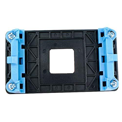 ALEOHALTER Base de soporte de ventilador de CPU, base de soporte de plástico AMD para ventilador de CPU AM2 AM3 FM1 socket (aleatorio)