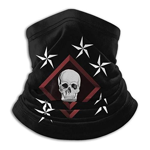 JONINOT 14. Prestige Marine Raiders Emblem Unisex Nahtlose Bandanas Gesichtsschutz Hals Gamasche Stirnband Schal