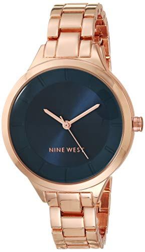 Nine West Dress Watch (Model: NW/2224NVRG)
