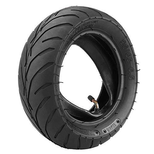 Abilieauty Front Rear Tire+Inner Tube 90/65/6.5 110/50/6.5 for 47cc 49cc Mini Pocket Bike