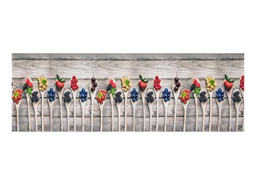 BiancheriaWeb Tappeto Cucina Antiscivolo Stampa Digitale Linea Emozioni Fantasie Sapori 58x240 Assaggi