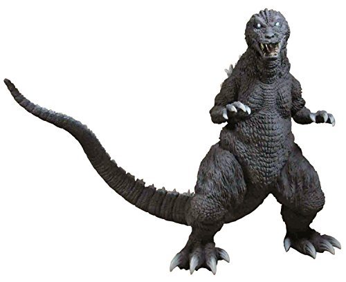 Aix plus (X PLUS) Toho 30cm Series Yuji Sakai modeling collection Godzilla (2001) Godzilla, Mothra, King Ghidorah large monster total attack Height approx 290mm PVC Painted figure some prefabricated