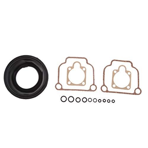 perfk Kit di Revisione per Carburatore per BMW Bing CV 32mm Carb R65 R75 R80 R90 R100