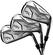 Callaway Golf 2019 Apex Pro Irons Set (Set of 6 Total Clubs: 5-9 Iron, PW, Right Hand, Graphite, Extra Stiff Flex)