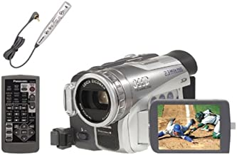 Panasonic PVGS200 3CCD MiniDV Camcorder w/10x Optical Zoom (Discontinued by Manufacturer)