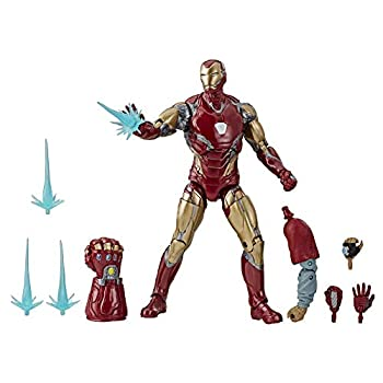 Avengers Marvel Legends Series Endgame 6  Collectible Action Figure Iron Man Mark Lxxxv Collection Includes 7 Accessories