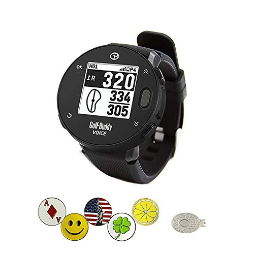 Cheapest Prices! Golf Buddy Voice X GPS/Rangefinder Watch Bundle