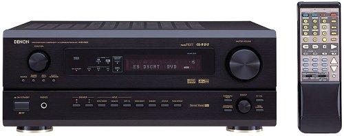 DENON AVR-2802/schwarz AV-Receiver