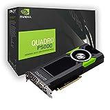 PNY Quadro P5000 Quadro P5000 16GB GDDR5X - Tarjeta gráfica (NVIDIA,...