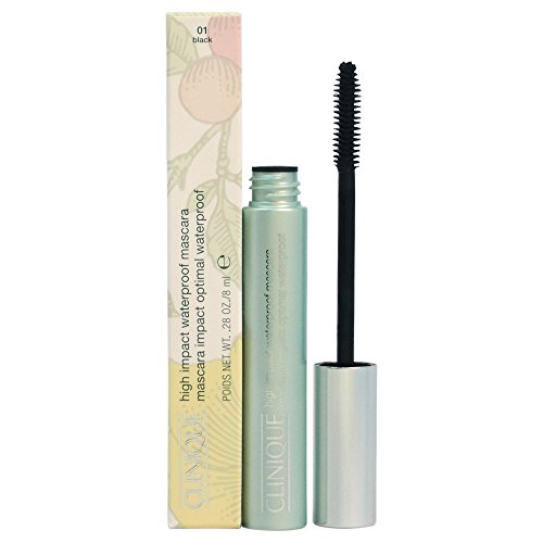Clinique High Impact Waterproof Mascara Nr. 01 schwarz 8 ml