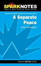 A Separate Peace (SparkNotes Literature Guide) (SparkNotes Literature Guide Series)