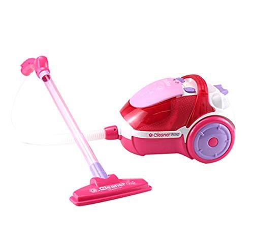 Black Temptation Mini Lovely Aspirateur Modèle Toy Enfants Jouet électronique -Pink