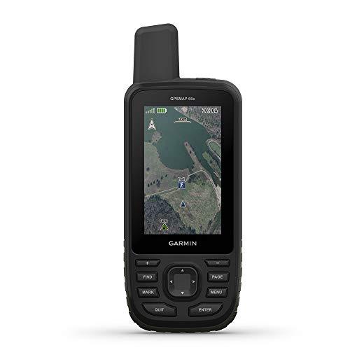Garmin GPSMAP 66s, Rugged Multisatellite Handheld with Sensors, 3  Color Display