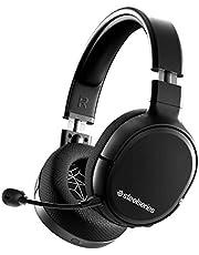 SteelSeries Arctis 1 Wireless - Kablosuz Oyun Kulaklık - USB-C Kablosuz - Çıkarılabilir ClearCast Mikrofon - PC, PS4, PS5 Nintendo Switch, Android için