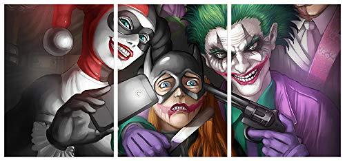 417GKYU+I+L Harley Quinn DC Comics Posters