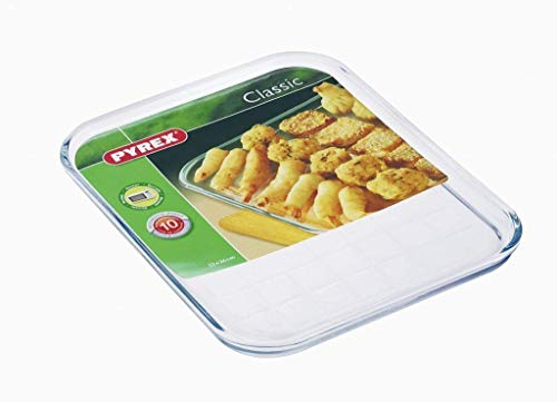 Pyrex Glass Baking Sheet 32 x 26cm