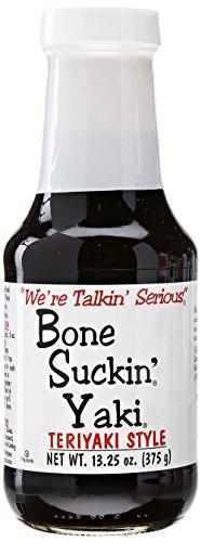 Bone Suckin´ Yaki, Yakitori-BBQ-Sauce, Ford´s Food, 375g