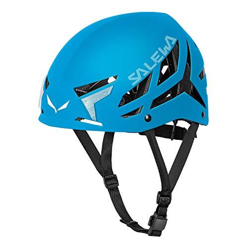 SALEWA Unisex Vayu 2.0 Helmet Helm, Blau (Bright Blue), L/XL