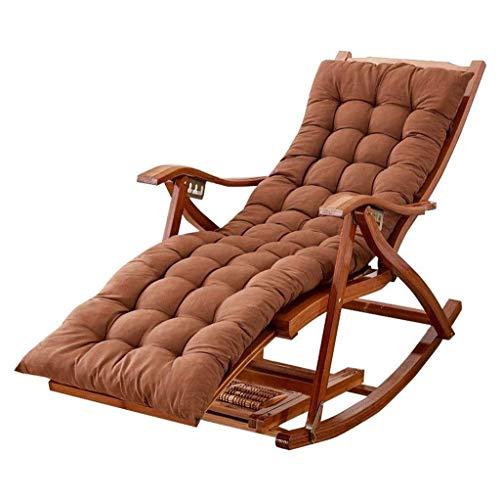 YUEZPKF Schön Null-Schwerkraft-Stuhl-Schaukelstuhl für Garten-Garten-Balkon-Wohnzimmer |Faltbarer Relax-Stuhl für Erwachsene Kinder mit