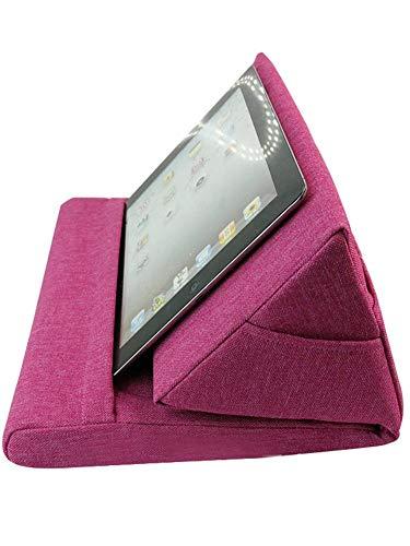 Bouder Tablet Kissen Ständer, Kissen Halter für Tablet bis zu 11