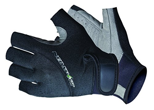 NeoSport 3/4 Finger Neoprene Gloves, 1.5mm -...