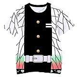 Boys Girls 3D Printed Graphic T-Shirt Kids Teenagers Short Sleeve Tee Shirts Summer Tops