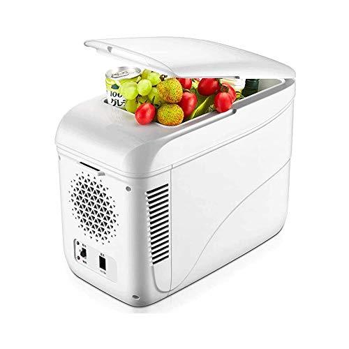 Z-Color Mini Nevera, refrigerador del Coche 9L, Pequeño Refrigerador portátil Compacto Congelador, Mute, Mini refrigerador del Coche al Aire Libre Frigorífico, Conveniente for el Coche