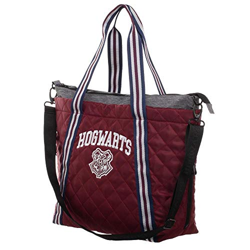 Harry Potter Hogwarts Athletic Tote Bag Standard