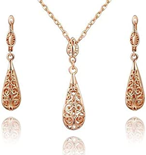 Openwork Drop Roxi Jewelry Set