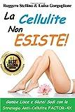 La Cellulite Non Esiste: Gambe lisce e glutei sodi con la Strategia Anti-Cellulite FACTOR-4X
