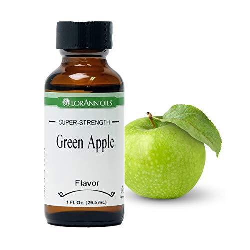 LorAnn Green Apple SS Flavor, 1 ounce bottle